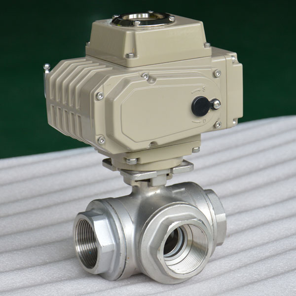 electric ball valve