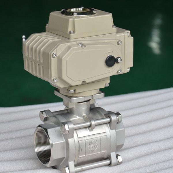 electric 3 pc ball valve 4