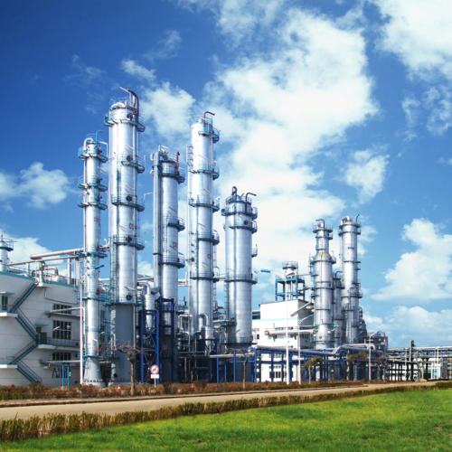 Petrochemicals for pneumatic ball valves